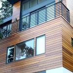 Деревянные фасады